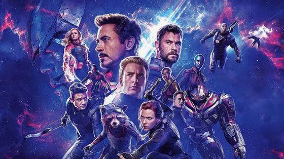 Avengers Endgame 31d00