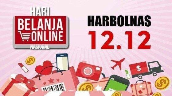Promo Diskon Harbolnas B1718