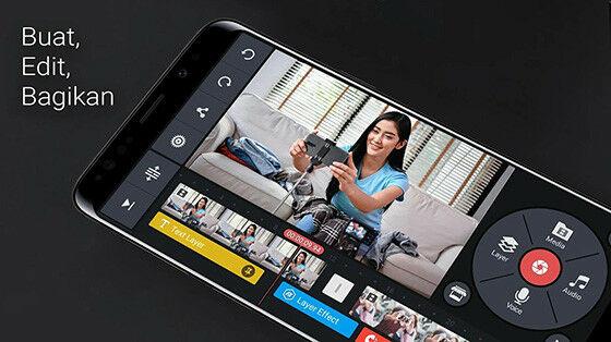 Aplikasi Edit Video Youtuber Kinemaster 2246b