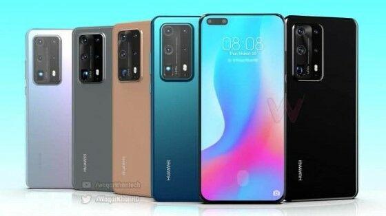 Huawei P40 169d2