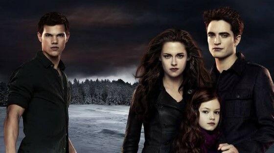 Film Sekuel The Twilight Saga Breaking Dawn Part 2 2012 Custom 6755f