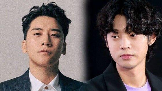 Seungri Eks BIGBANG Dan Jung Joon Young A15d7
