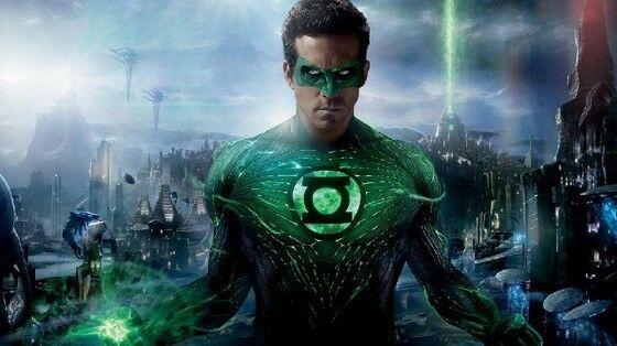 Film Over Budget Green Lantern De270