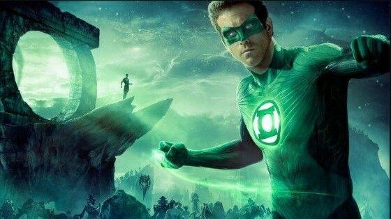 Sek Green Lantern Custom E8452