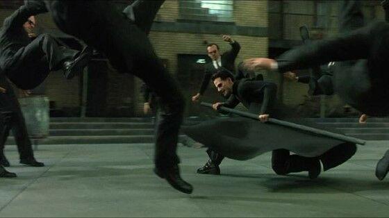 Cgi 4 The Matrix Reloaded 2003 Custom 360aa
