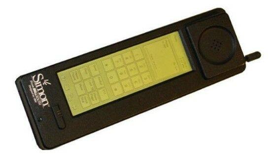 Handphone Layar Sentuh Pertama Di Dunia Fd934