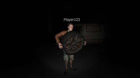 The Ghost Co Op Survival Horror Game E4e61