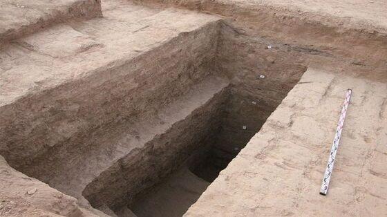 Salah Satu Bangunan Kuno Yang Ditemukan Di Tall Duhaila Di Irak Selatan Fbe54