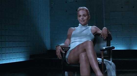 Sharon Stone Di Basic Instinct F6eee