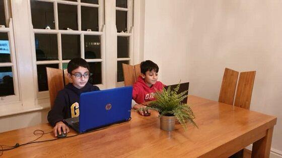 Benyamin Ahmed Kiri Dan Saudaranya Yusuf Ahmed Kredit Imran Ahmed D10c9