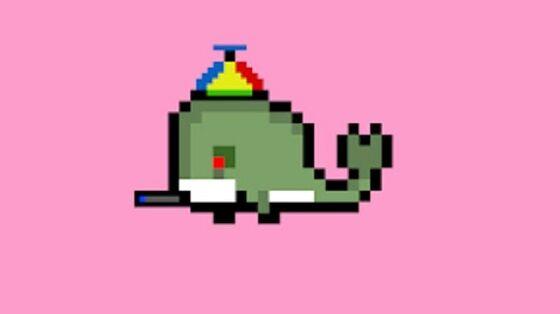 Salah Satu Meme Weird Whales Karya Benyamin 22e67
