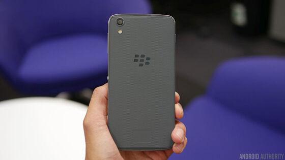 Dtek50 Tetaplah Blackberry
