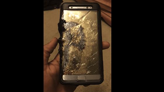 Insiden Galaxy Note 7 Meledak