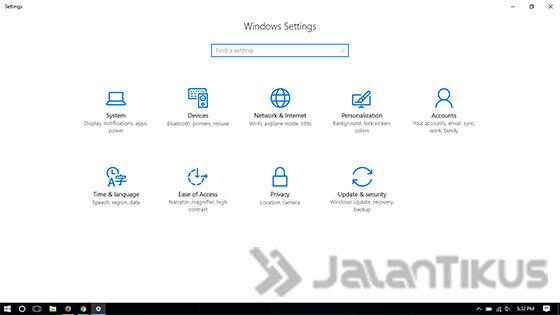 Menjadikan Laptop Menjadi Hotspot Wifi Di Windows 10