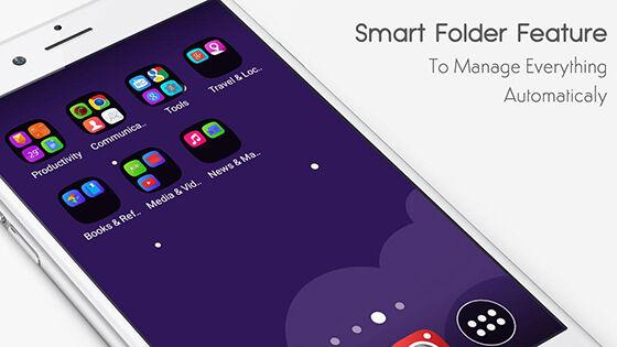 Smart Folder Mega Launcher