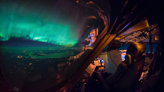 Foto Fantastis Dari Pesawat 6