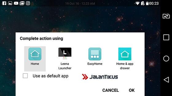 Membuat Tampilan Android Jadi Macbook 2