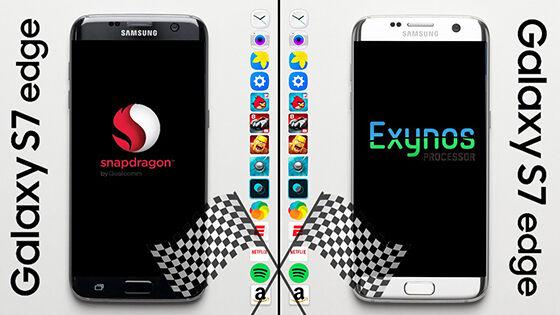 Snapdragon Vs Exynos 1