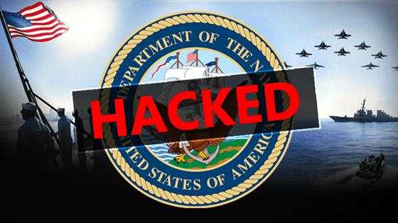 Hacker Bobol Navy 1