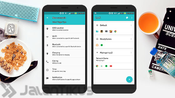 Cara Mengatur Aplikasi Contextual App Folder