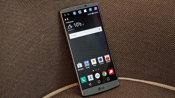 Smartphone Android Resolusi Layar Terbaik 9