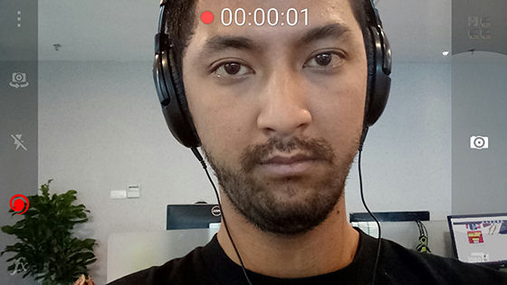 Cara Foto Bergerak Di Android 3