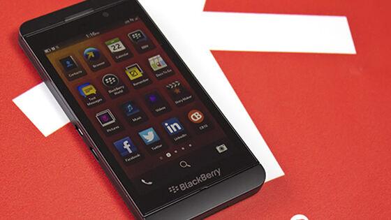 Jangan Jual Blackberry Z10 1