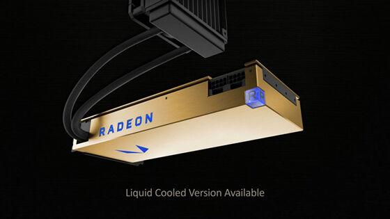 Amd Radeon Vega Frontied Edition