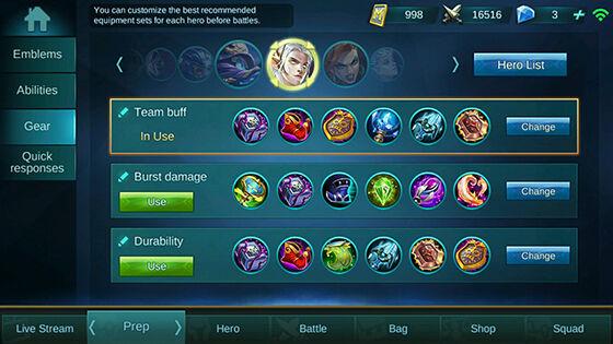 Tips Main Mobile Legends 3