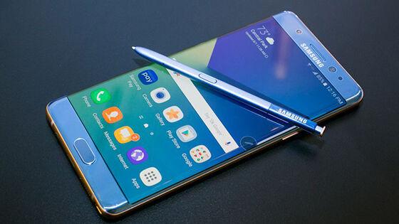 Harga Samsung Galaxy Note 7 Fe