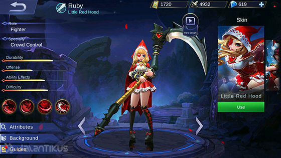 Guide Ruby Mobile Legends 2