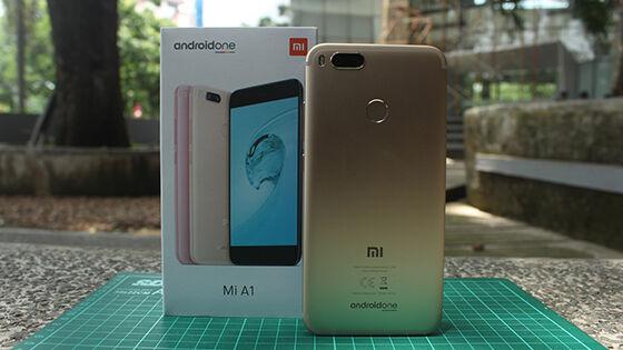 Review Xiaomi Mi A1 02a