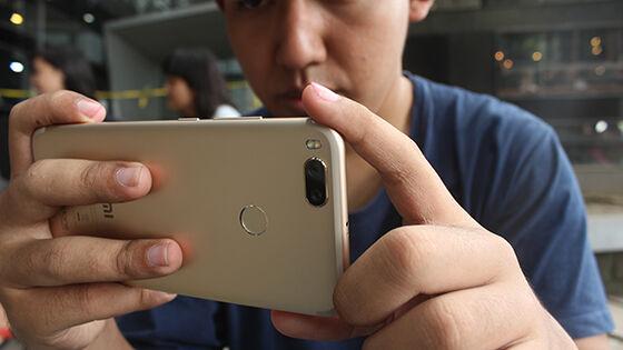Review Xiaomi Mi A1 08