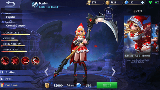 Hero Mobile Legends Punya Skill Tanker 04