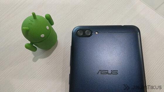 Dual Kamera Review Asus Zenfone 4 Max