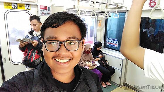Foto Selfie 2 Review Asus Zenfone 4 Max