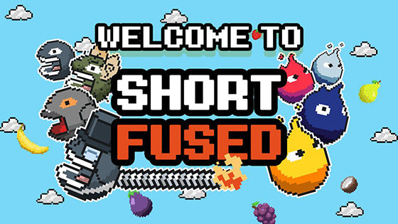 Short Fused Game Unik Android