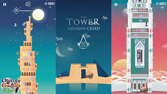 The Tower Assassins Creed Game Unik Android