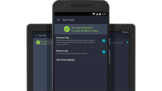 AVG Android Antivirus Security