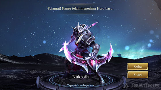 Event Fragment Zaman Now Arena Of Valor 7