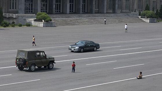 Jalan Fakta Kehidupan Korea Utara