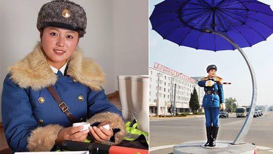 Polwan Fakta Kehidupan Korea Utara