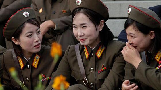 Wanita Kehidupan Korea Utara
