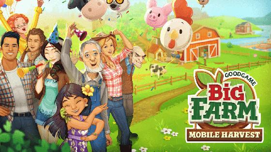 Big Farm Game Berkebun Terbaik