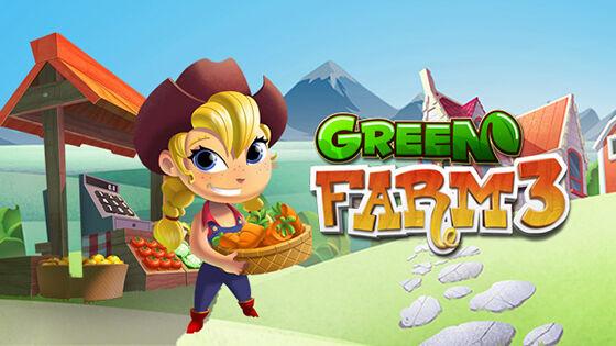 Green Farm 3 Game Berkebun Terbaik