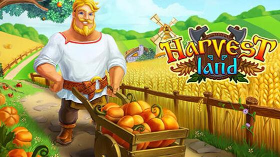 Harvest Land Game Berkebun Terbaik