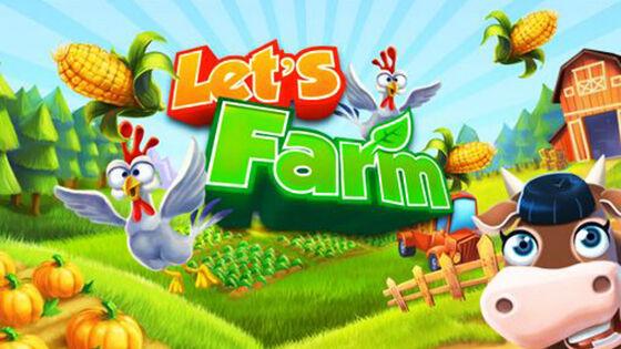 Lets Farm Game Berkebun Terbaik