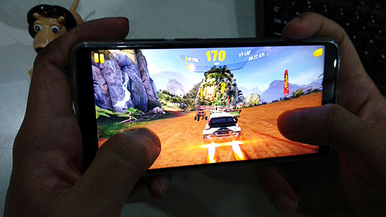 Review Vivo V7 Asphalt