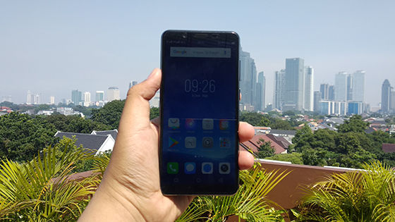 Review Vivo V7 Spesifikasi