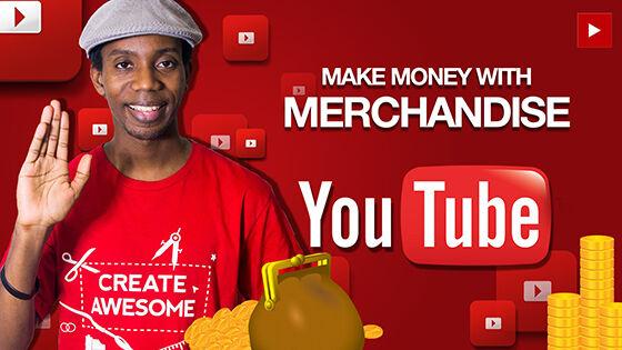 Merchandise Cara Youtuber Mendapatkan Uang
